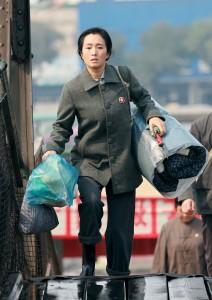 Gong Li as Feng Yu