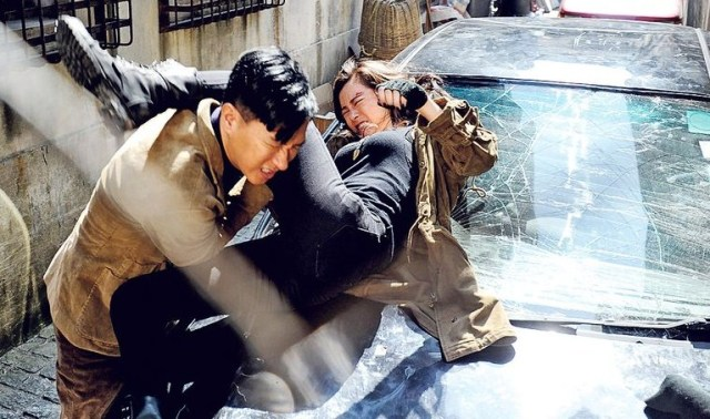 Nick Cheung and Janice Man in Helios