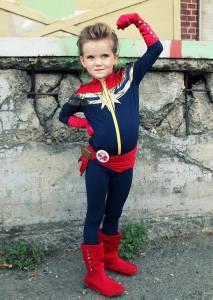 Stella Captain Marvel