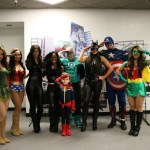 Sacramento Kings Superhero Night