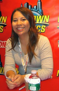Fiona Staples, Saga Artist
