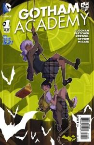 Gotham Academy #1