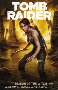 Tomb Raider vol 1: Season of the Witch
