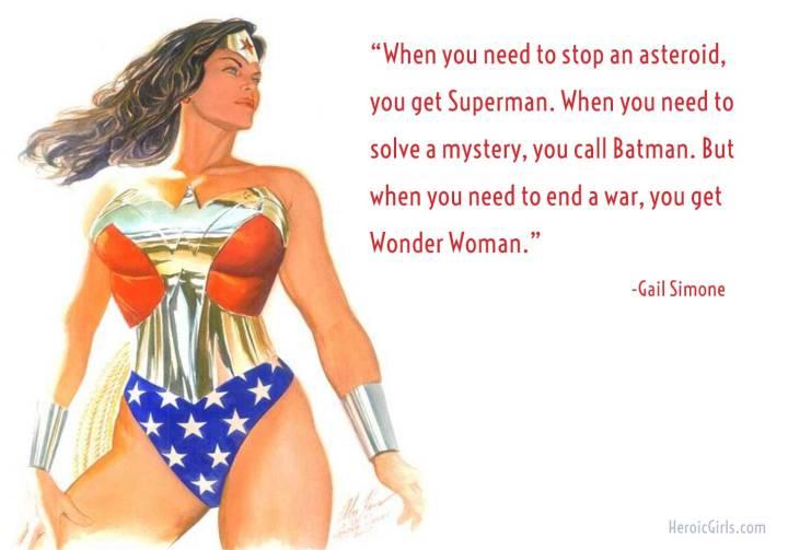 Wonder Woman - Gail Simone