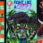 Girls Read Comics – December 3, 2012