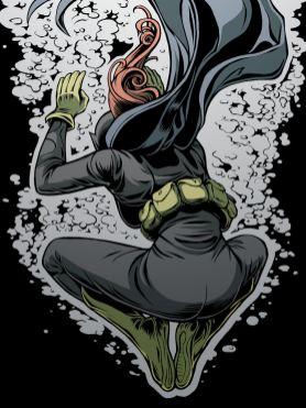Batgirl by Tallychyck