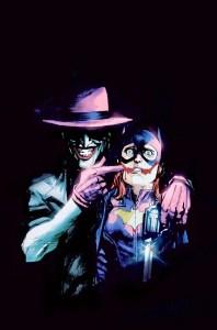 Batgirl 41 - Joker Variant