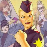 Marvel Launches <em>Captain Marvel and the Carol Corps</em>
