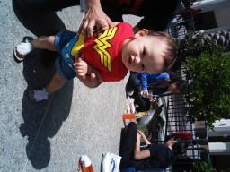 The Tiniest Wonder Woman
