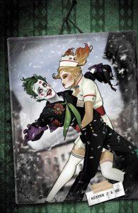 Harley Quinn #19, Ant Lucia