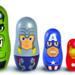 A Russian nesting doll set without the Russian? #WheresNatasha gets surreal