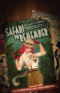 Wonder Woman #43, Ant Lucia