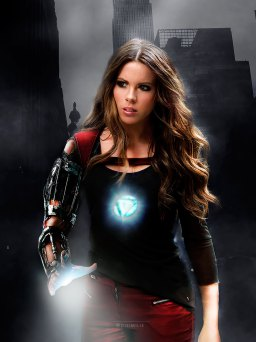 Iron Woman - Kate Beckinsale