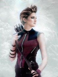 Hawkeye - Shailene Woodley