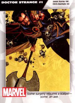 Dr. Strange #1