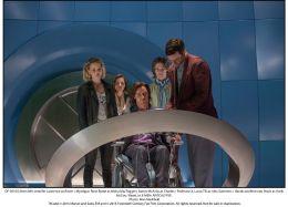 Mystique, Moira MacTaggert, Professor X, Havok, Beast