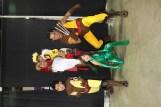 Daken, Lady Deathstrike, Sabretooth, Wolverine and Lady Viper