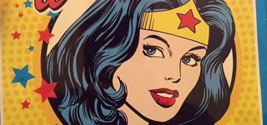 Wonder Woman Lunchbox