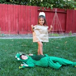October 7 - The Paper Bag Princess