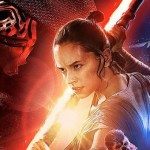 Daisy Ridley's Rey Is Front and Center on the New Star Wars: The Force Awakens Poster
