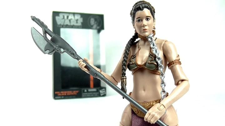 Slave Leia Toy