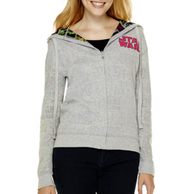 Star Wars Long-Sleeve Reversible Sweatshirt - JCPenney
