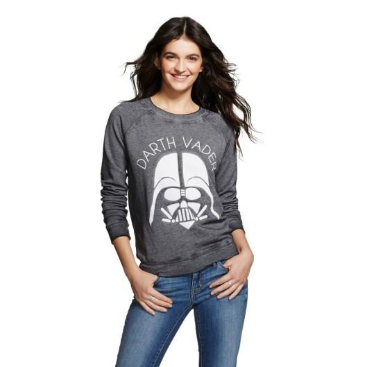 Star Wars Darth Vader Graphic Sweatshirt - Target