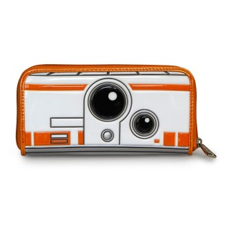 Star Wars: The Force Awakens BB-8 Embossed Wallet - Loungefly