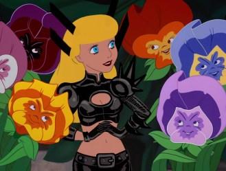 Alice in Wonderland as Magik