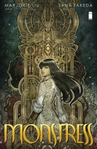 Monstress #1 - Cover by Sana Takeda