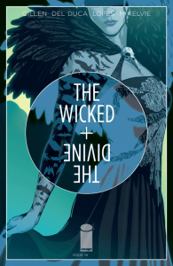 The Wicked + The Divine #16 -- Cover by Jamie McKelvie