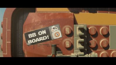 BB8 on Board