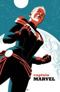 Captain Marvel - cover by Michael Cho