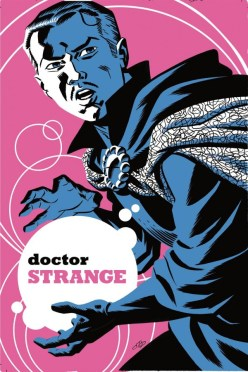 Dr Strange - cover by Michael Cho