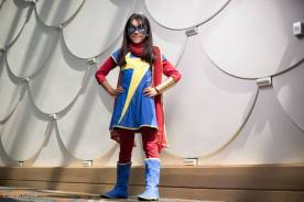 Ms Marvel (Kamala Khan) Costume by SewMany Costumes Photography by James Rulison