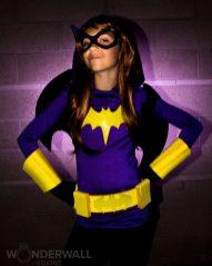 Batgirl - Scarlett Phox