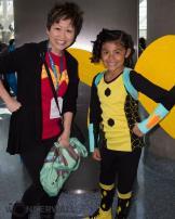 Lisa Yee and Bumblebee - Lil' Cupcake Pony
