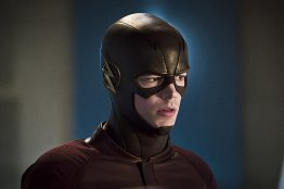 "The Flash -- ""Trajectory"" -- Image FLA216b_0275b -- Pictured: Grant Gustin as Barry Allen / The Flash -- Photo: Katie Yu/The CW -- © 2016 The CW Network, LLC. All rights reserved."