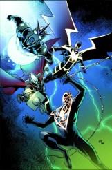 All-New All-Different Avengers #9 - Khoi Pham Variant