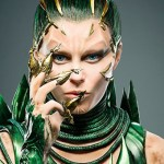 First Look at Elizabeth Banks as Rita Repulsa in Power Rangers Reboot