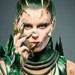 First Look at Elizabeth Banks as Rita Repulsa in Power Rangers Reboot