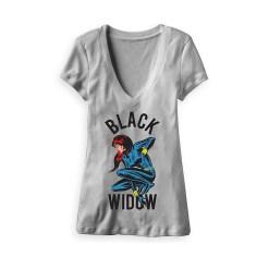 Black Widow Tee - Disney Store