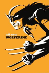 All New Wolverine - art by Michael Cho