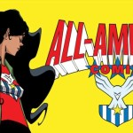 Miss America Creators Launch New 'All-America Comics' Title at Image