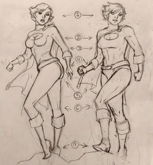 How to De-Objectify Women in Comics by Renae De Liz