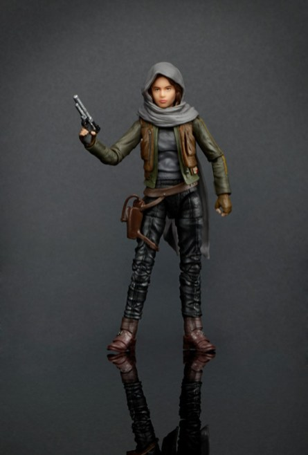 """Jyn Erso action figure for """"Rogue One: A Star Wars Series"""""""