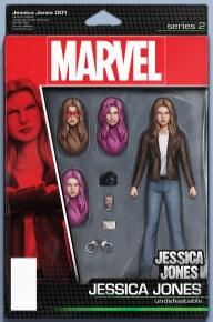 Jessica Jones #1 - John Tyler Christopher variant