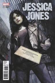 Jessica Jones #1 - Alex Maleev variant