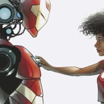 Preview: Riri Williams as Ironheart in 'Invincible Iron Man #1'