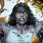"Jennifer Walters' ""Hulk"" Smashes into Comics Shops in December"